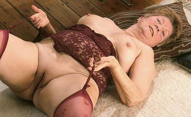 Amateur naked over 60 clearly can