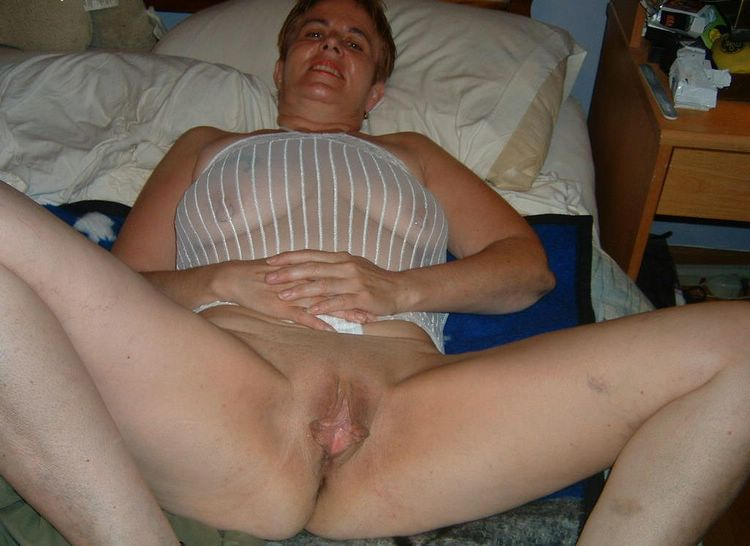 Milf wearing suit and tie