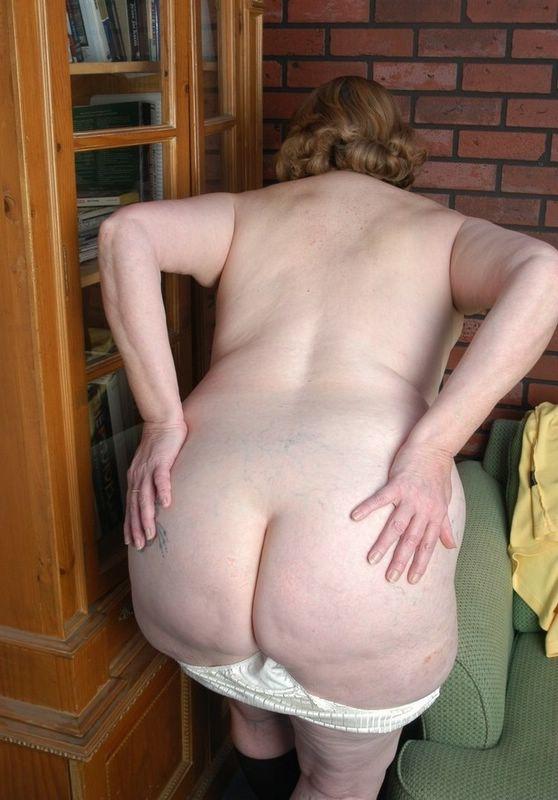 фото толстая жена