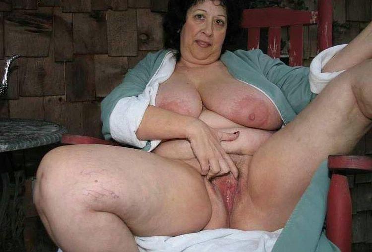 Голих жінок фото товстих зрелих